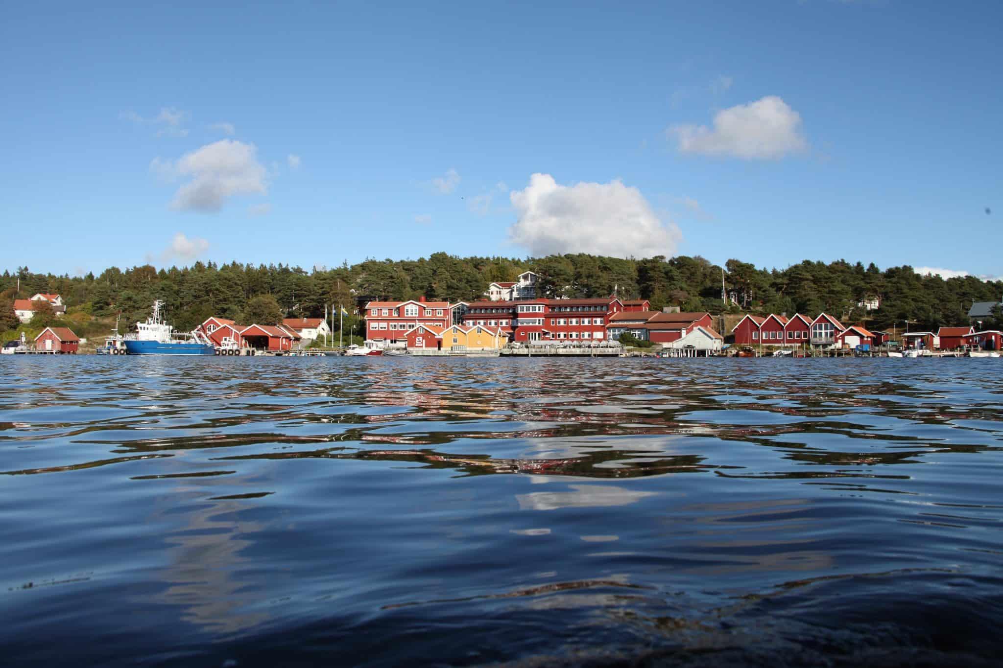 Bild på Lovéncentret Tjärnö.